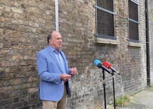 CEO of Dublin Simon Community